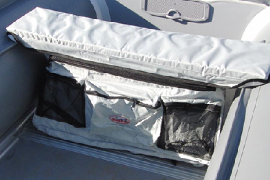 Накладки на сиденья в лодку пвх своими руками